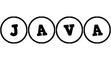Java handy logo