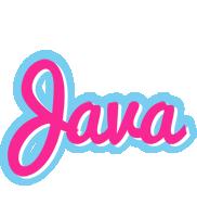 Java popstar logo