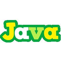 Java soccer logo