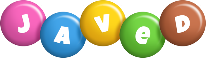 Javed candy logo