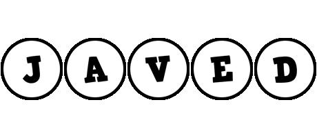 Javed handy logo
