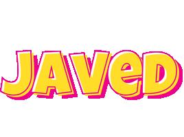 Javed kaboom logo