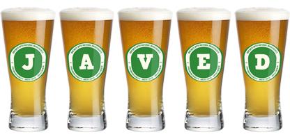 Javed lager logo