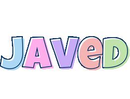 Javed pastel logo