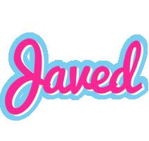 Javed popstar logo