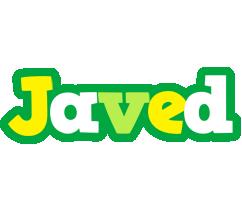Javed soccer logo