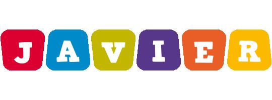 Javier kiddo logo