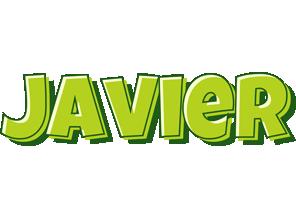 Javier summer logo