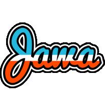 Jawa america logo