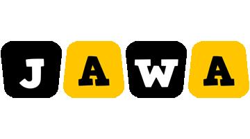 Jawa boots logo