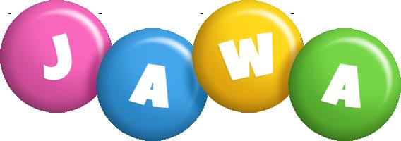 Jawa candy logo