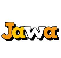 Jawa cartoon logo