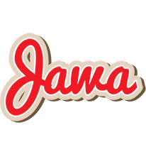 Jawa chocolate logo