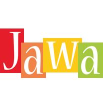Jawa colors logo