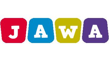 Jawa daycare logo