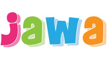 Jawa friday logo