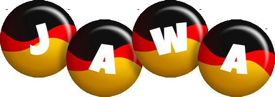 Jawa german logo