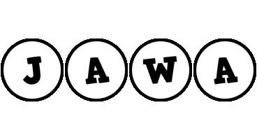 Jawa handy logo
