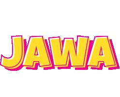 Jawa kaboom logo