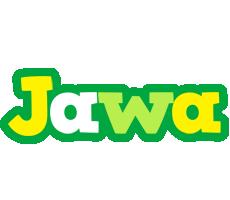 Jawa soccer logo