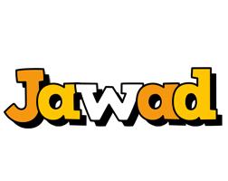 Jawad cartoon logo