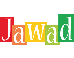 Jawad colors logo