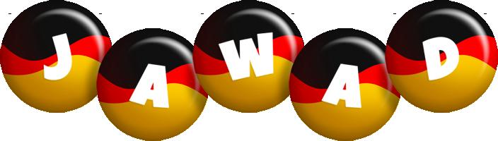 Jawad german logo