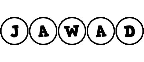Jawad handy logo