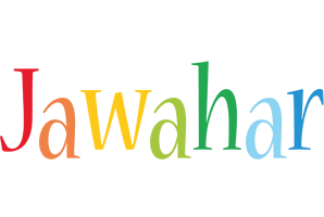 Jawahar birthday logo