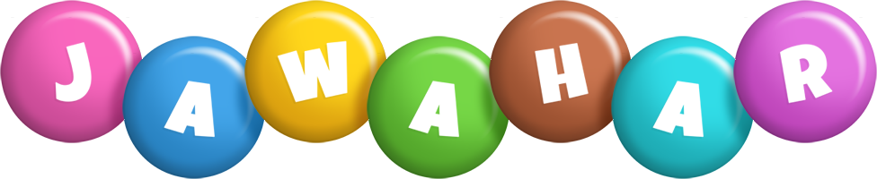 Jawahar candy logo