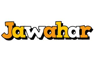 Jawahar cartoon logo