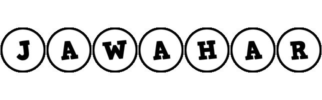 Jawahar handy logo