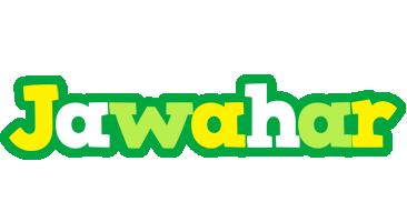 Jawahar soccer logo