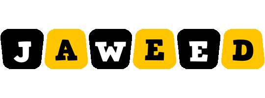 Jaweed boots logo