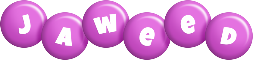 Jaweed candy-purple logo