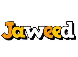 Jaweed cartoon logo