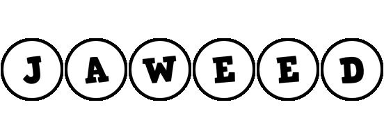 Jaweed handy logo