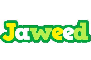 Jaweed soccer logo