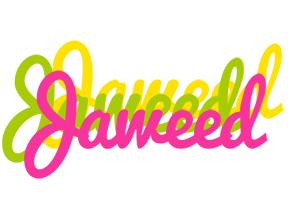Jaweed sweets logo