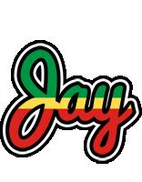 Jay african logo