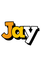 Jay cartoon logo