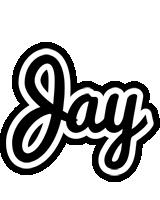 Jay chess logo