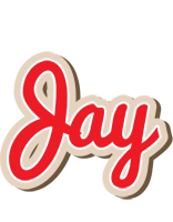 Jay chocolate logo