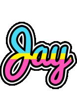 Jay circus logo
