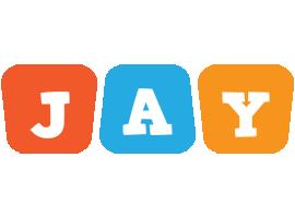 Jay comics logo