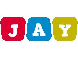 Jay daycare logo