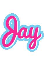 Jay popstar logo