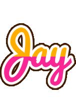 Jay smoothie logo