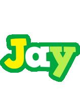 Jay soccer logo