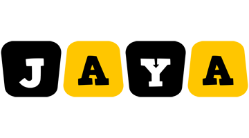 Jaya boots logo